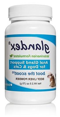 Glandex Powder 2.5 oz, Anal Gland Fiber & Probiotic