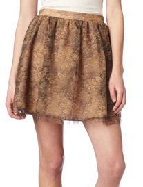 Jack by BB Dakota Women's Powell Skirt, Dahlia Pink, 8