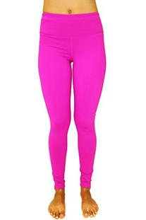 90 Degree by Reflex Power Flex Yoga Pants - Magenta - Small