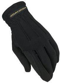 Heritage Power Grip Gloves, Size 8/9, Black