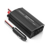 Power Inverter, Maxboost 300W Car Inverter Dual 110V AC