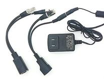 iCreatin 12V Power over ethernet PoE injector and PoE