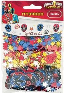 Power Rangers Confetti - 1.2 Ounce Bag
