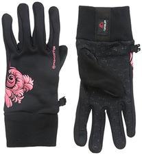 Manzella Women's Power Stretch Ultra Touchtip Gloves, Medium