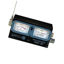 POWER / SWR METER for CB Radio 100 Watts - Dual Meters -