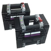 PowerBlock Elite Set Dumbell, 50-Pound