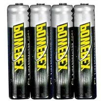 Powerex AAA 1000mAh Rechargeable NiMH Batteries - 4