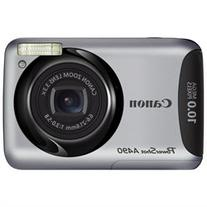 Canon PowerShot A490 10 Megapixel Digital Camera with 3.3X
