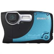 Canon PowerShot D20 12.1 Megapixel Digital Camera, Blue