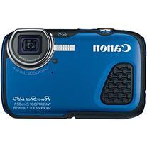 Canon PowerShot D30 Waterproof Digital Camera, Blue