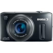 Canon PowerShot SX260 HS 12.1 MP CMOS Digital Camera with