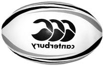 Canterbury Practice Rugby Ball - Grey