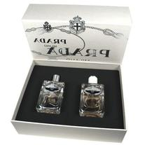 Prada Infusion D'Homme by Prada for Men Gift Set, 2 Piece