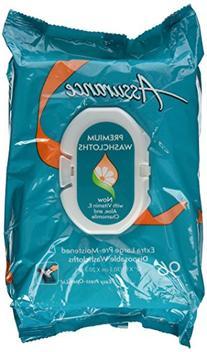 Assurance Premium Extra Large Pre-moistened Disposable