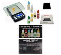 Precious Metals Test Kit with Digital Lab Scale - Testing