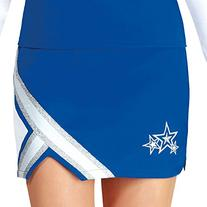 Precision Uniform Skirt By Ion Cheer Black Yth X-Small