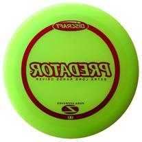 Discraft Predator Elite Z Golf Disc, 170-172 grams