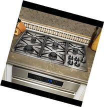 Dacor Preference Series 30 inch Stainless Steel Gas Cooktop