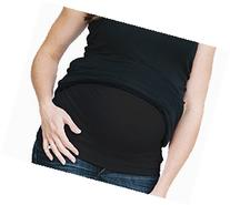 Pregnancy Belly Band / Maternity Belly Band: Before and