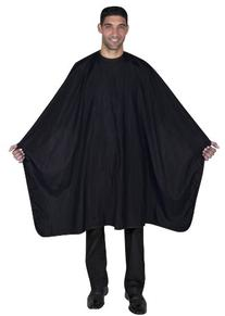 Betty Dain Betty Dain Premier Barber Cutting Cape, Black, 10