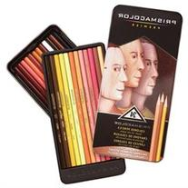 Prismacolor Premier Portrait Sketch Pencil Kit - Set of 24