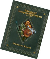 Premium 2nd Edition Advanced Dungeons & Dragons Monstrous