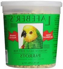Lafeber's Premium Daily Diet Pellets for Parrots 1.25 lb Tub