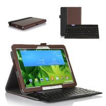ProCase Premium Folio Bluetooth Keyboard Case for Samsung