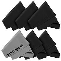 MagicFiber Microfiber Cleaning Cloths - For All LCD Screens