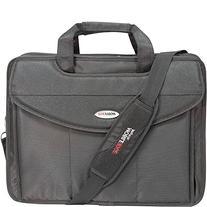 Mobile Edge Premium 17.3-Inch V-Load Briefcase for Notebooks