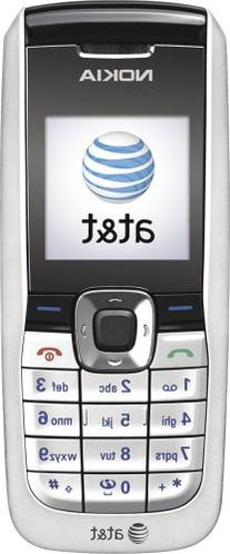 NEW Nokia 2610 At&t Cingular GSM Cellphone Silver