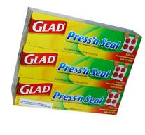 Glad Press'n Seal, 140 SQ. Foot