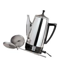 WalterDrake Presto Stainless Steel Percolator