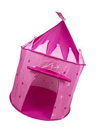 Kids Pretty Pink Princess Castle Indoor and Outdoor Play