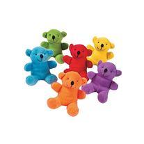 Fun Express Primary Plush Bears