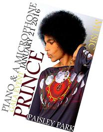Prince Gala Event at Paisley Park Piano & A Microphone