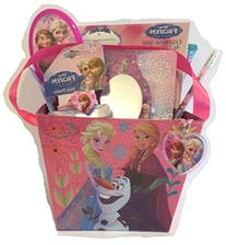 Frozen Princess Elsa & Anna Filled Gift Box