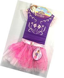 Disney Junior Princess Sofia Ballet Tutu and Leotard Set