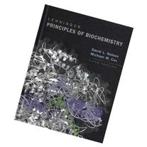 Principles of Biochemistry By Albert L. Lehninger, David L.