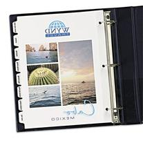 Print-On Dividers, 8-Tab, 3-Hole Punched, 8-1/2 x 11, White