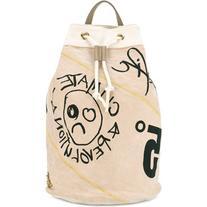 Vivienne Westwood - printed drawstring backpack - women -