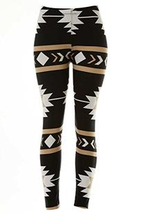 High Quality Printed Leggings -One Size Fits All: 0  - 12