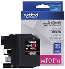 Brother Printer LC101M Magenta Ink Cartridge