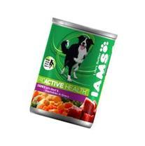 Iams ProActive Health Chunks with Tender Beef & Vegetables