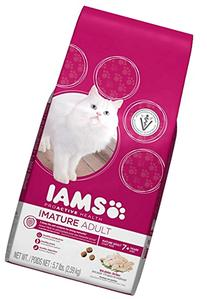 IAMS PROACTIVE HEALTH Mature Adult  Chicken Recipe Dry Cat