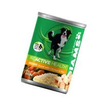 Iams ProActive Health Wet Dog Food with Chicken and Rice