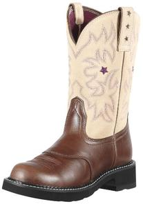 Ariat Women's Probaby Work Boot, Driftwood Brown, 9 B US