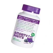 Adult Probiotic Complete Blueberry SmartyPants 60 Gummy