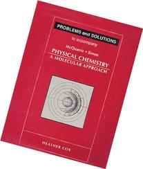 Physical chemistry a molecular approach searchub problems and solutions to accompany mcquarrie and simon fandeluxe Choice Image