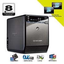 "Mediasonic ProBox HF2-SU3S2 4 Bay 3.5"" SATA HDD Enclosure -"